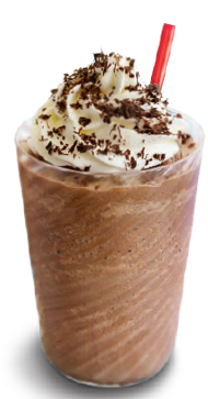 Chocolate Milkshake Made With Hershey's
