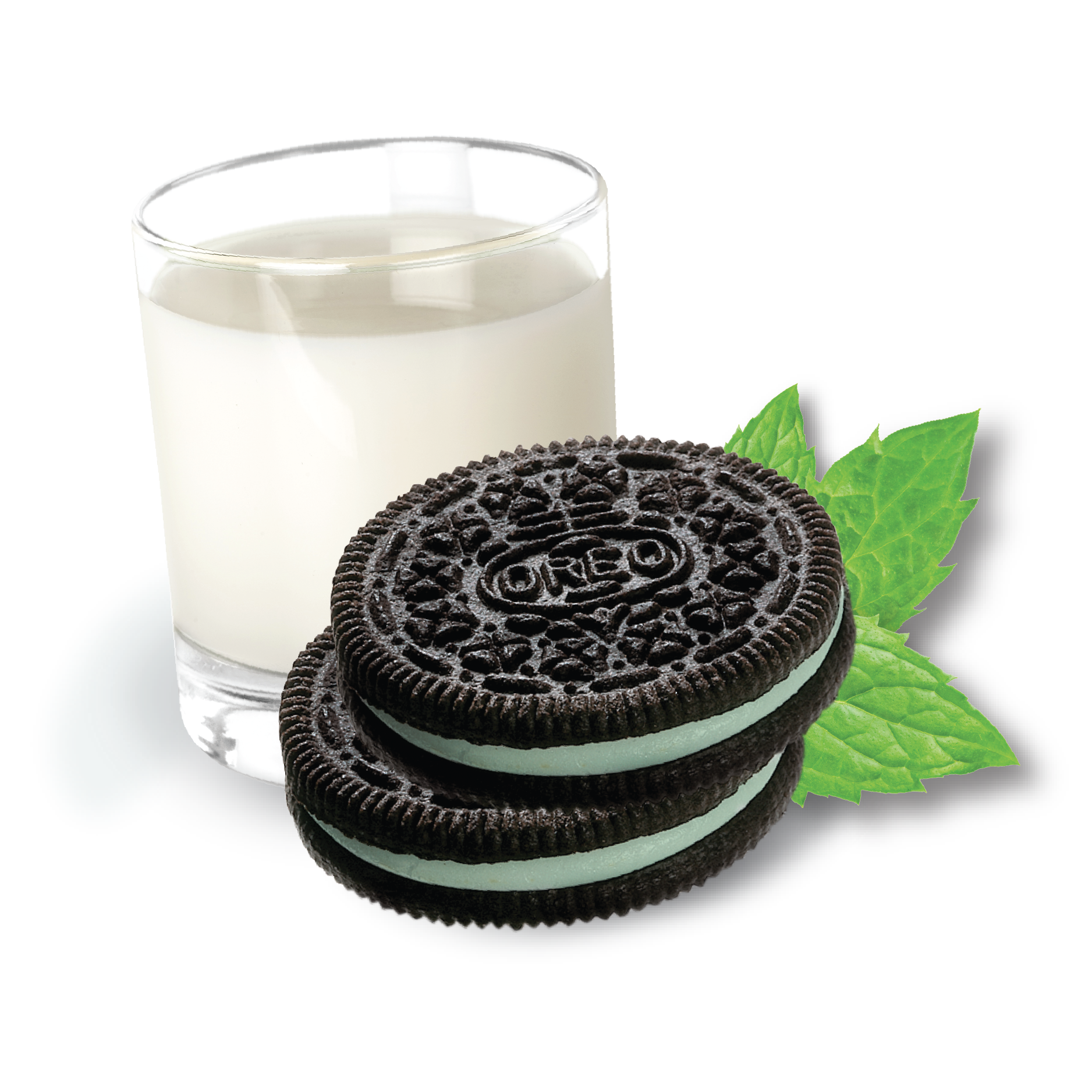 Mint Oreo® Cookies and Creme Ice Cream