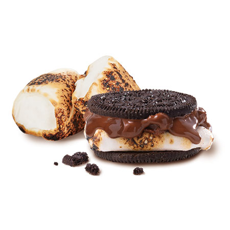 Cookies and Crème Smores