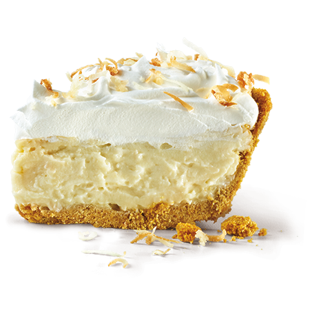 Dairy Free Coconut Dream Pie