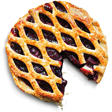 Knott's Berry Farm® Boysenberry Pie