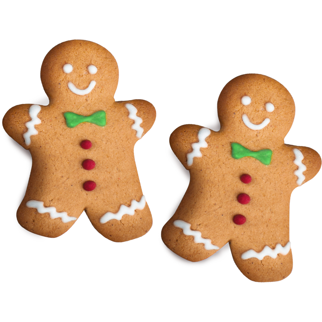 Healthy Gingerbread Cookies - Baking Beauty