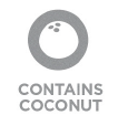 Contains Coconut