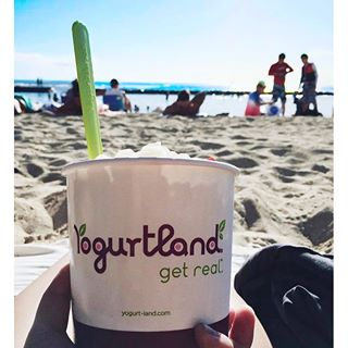 Yogurtland Instagram