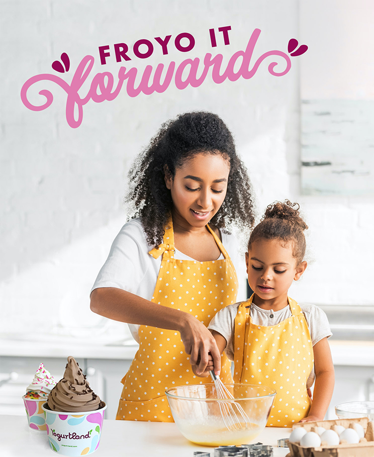 FROYO it Forward