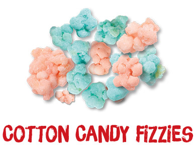 Cotton Candy Fizzies