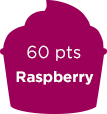 60 points Raspberry
