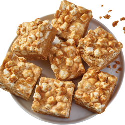 Peanut Butter Marshmallow Squares NSA