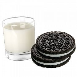 Oreo® Cookies and Creme Ice Cream