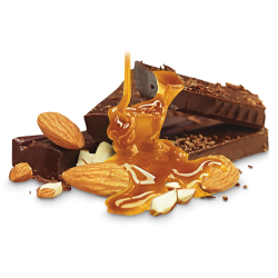 Caramel Almond Bar