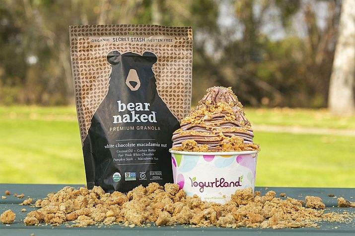 Yogurtland Steps Into The Plant-Based Category With New Flavor Launch