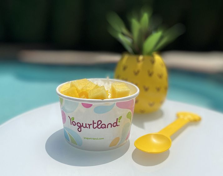 Yogurtland Expands Dairy-Free Offerings This Summer With Plant-Based Piña Colada