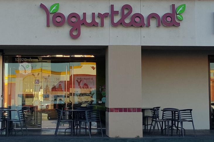 yogurtland  locations